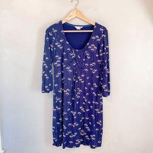 Boden Jersey Scoop Neck Dress  WH528